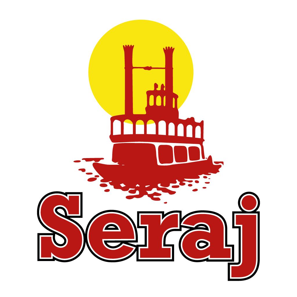 Seraj Online Takeaway Menu Logo