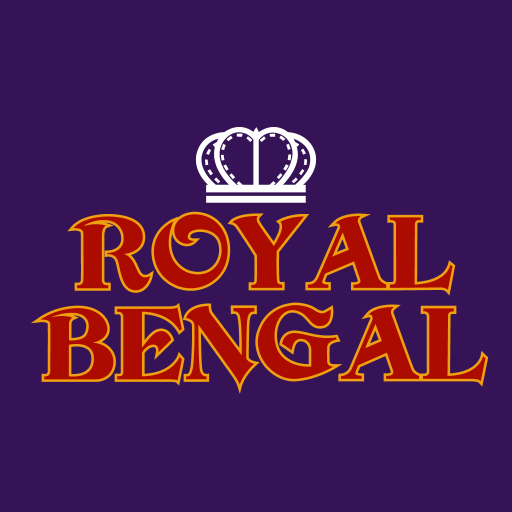 Royal Bengal Online Takeaway Menu Logo