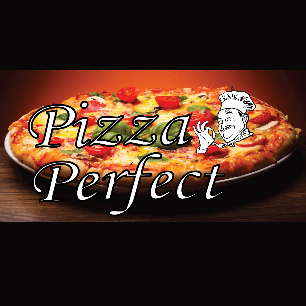 Pizza Perfect Online Takeaway Menu Logo