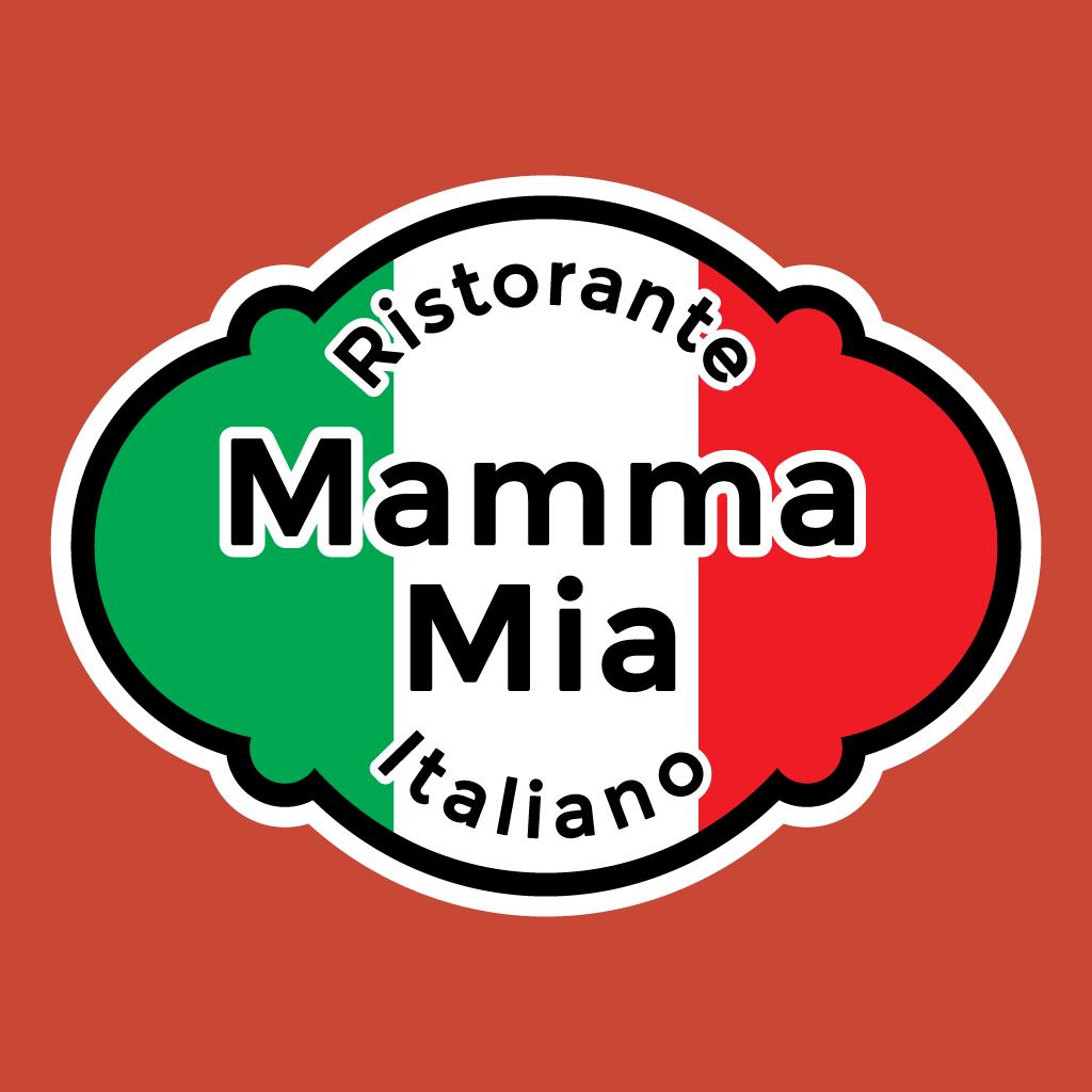 Mamma Mia Italiano Takeaway Logo