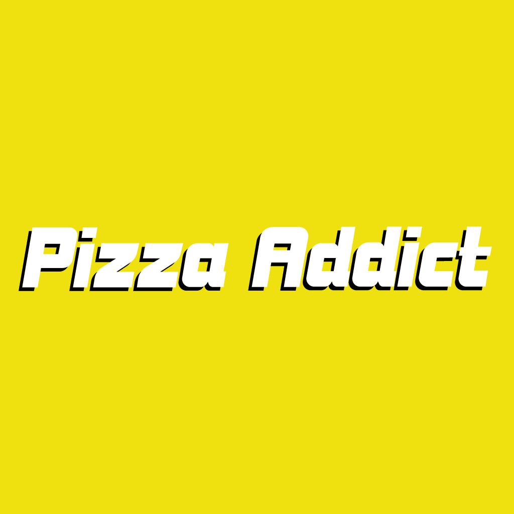 Pizza Addict Takeaway Logo