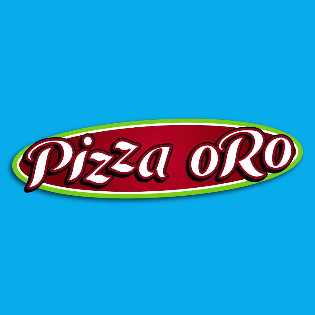 Pizza Oro Online Takeaway Menu Logo