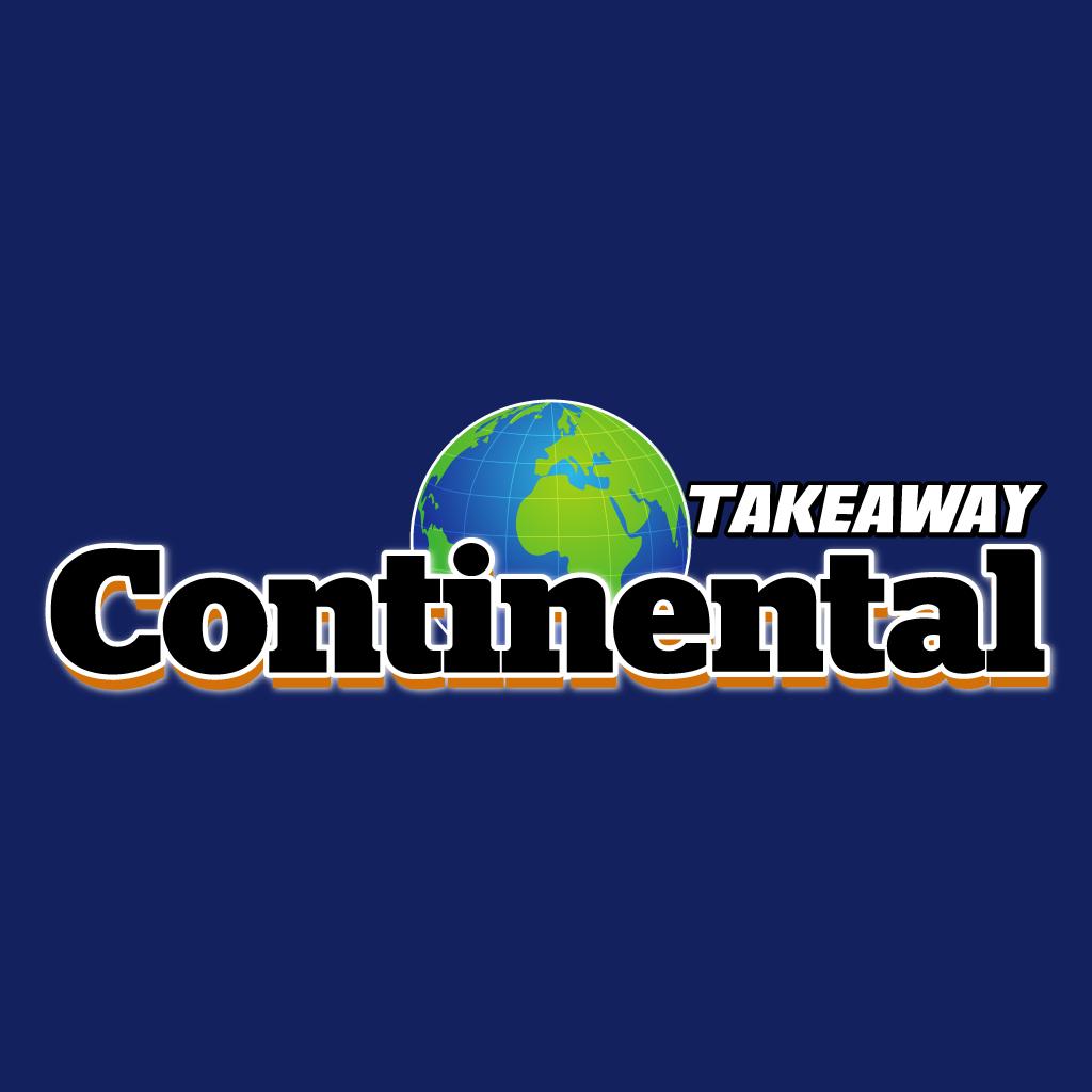 Continental Takeaway Online Takeaway Menu Logo