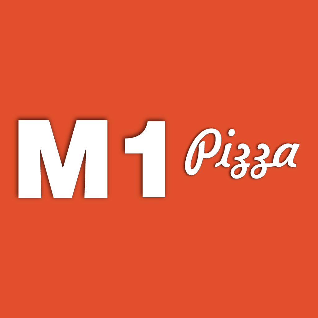 M1 Pizza Hull Online Takeaway Menu Logo