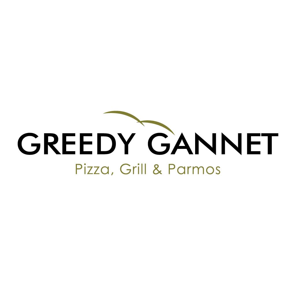 Greedy Gannet Online Takeaway Menu Logo