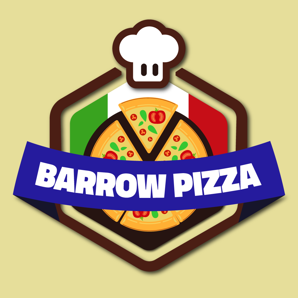 Barrow Pizza Online Takeaway Menu Logo