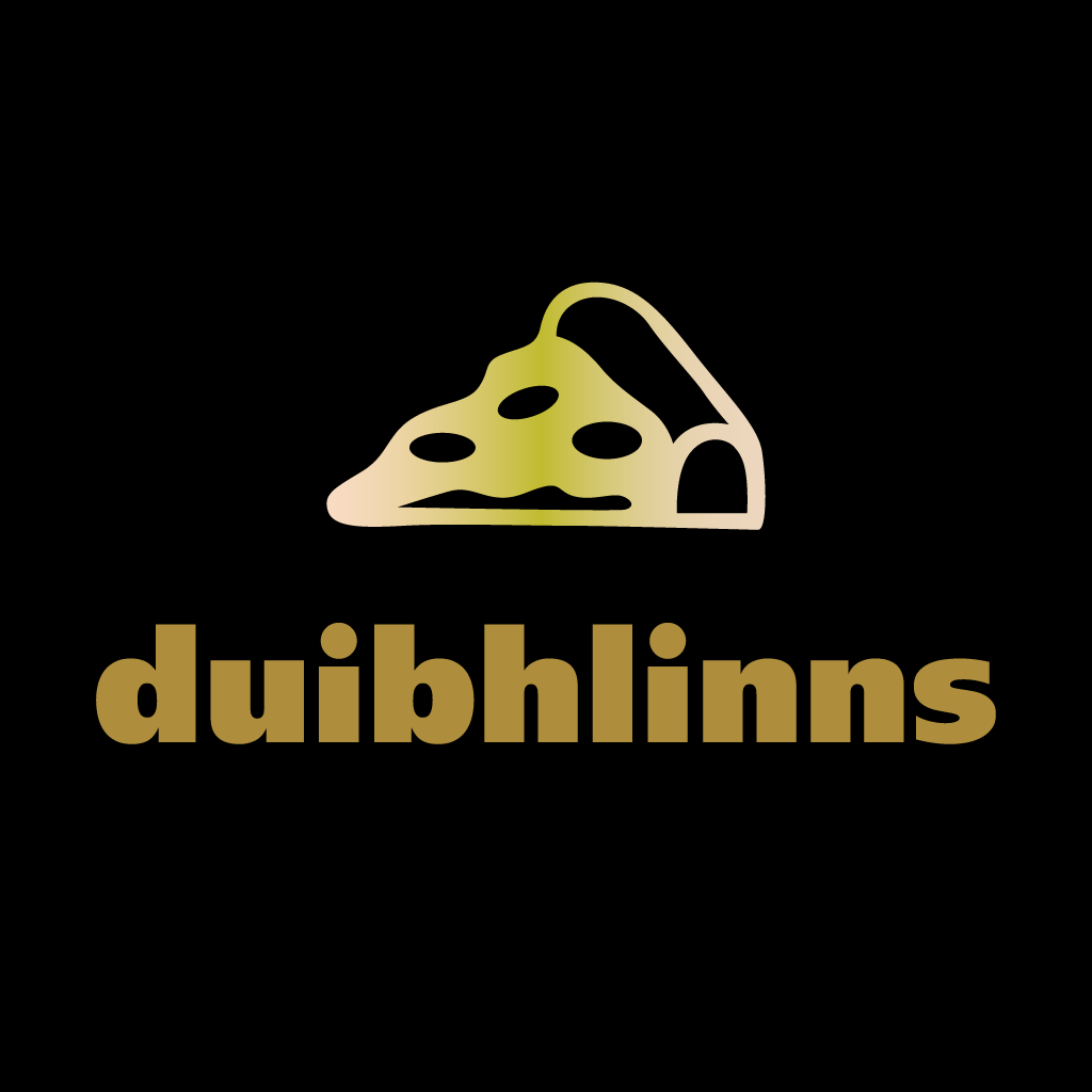 Duibhlinns Online Takeaway Menu Logo