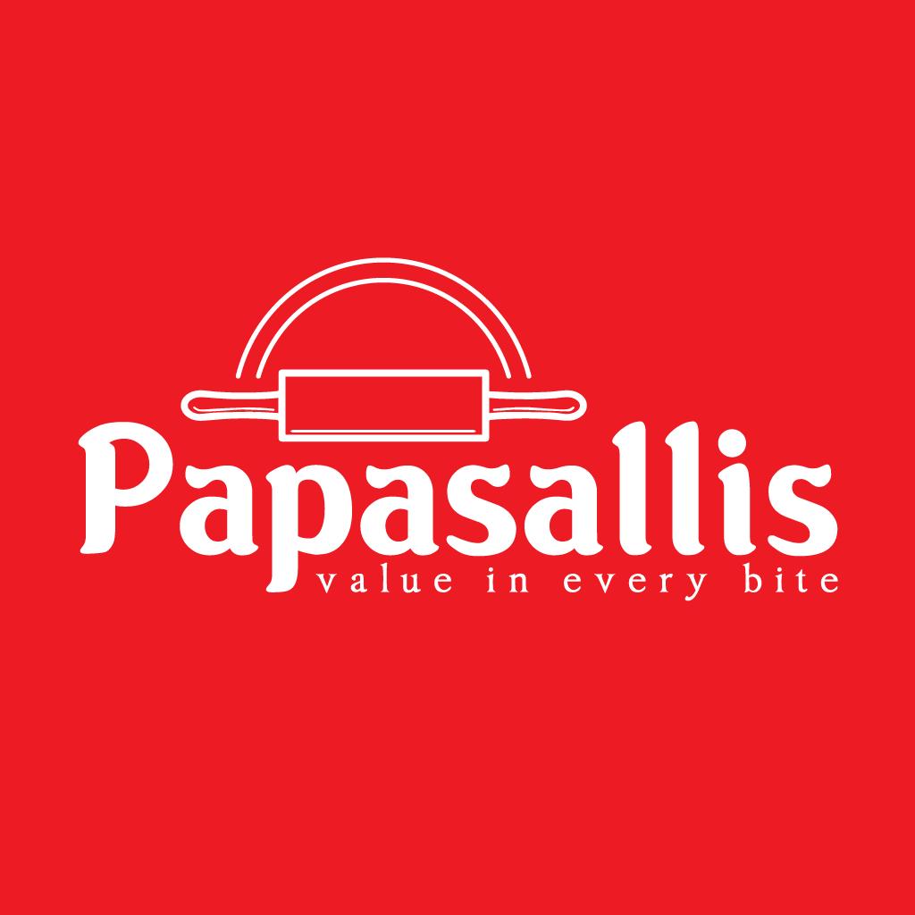 Papasallis Online Takeaway Menu Logo