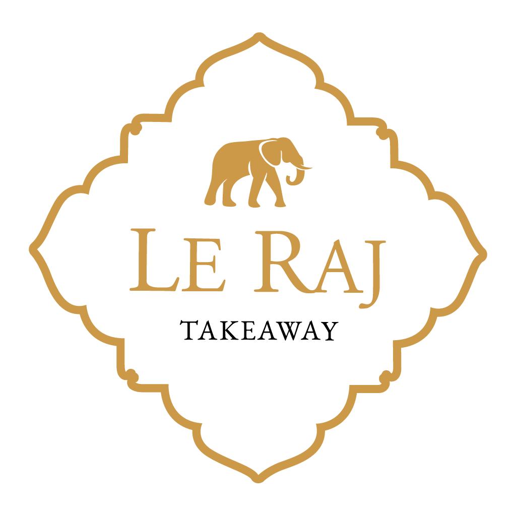 Le Raj Online Takeaway Menu Logo