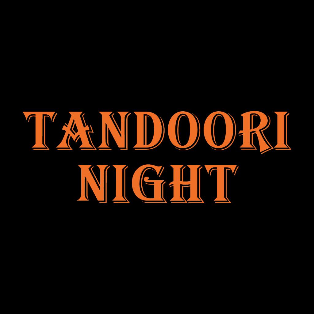 Tandoori Night Online Takeaway Menu Logo