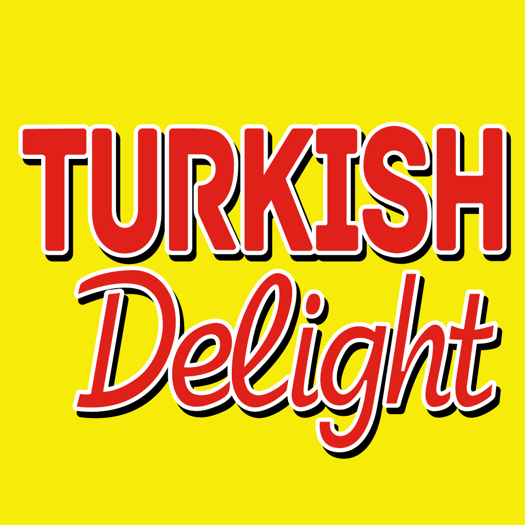 Turkish Delight Online Takeaway Menu Logo