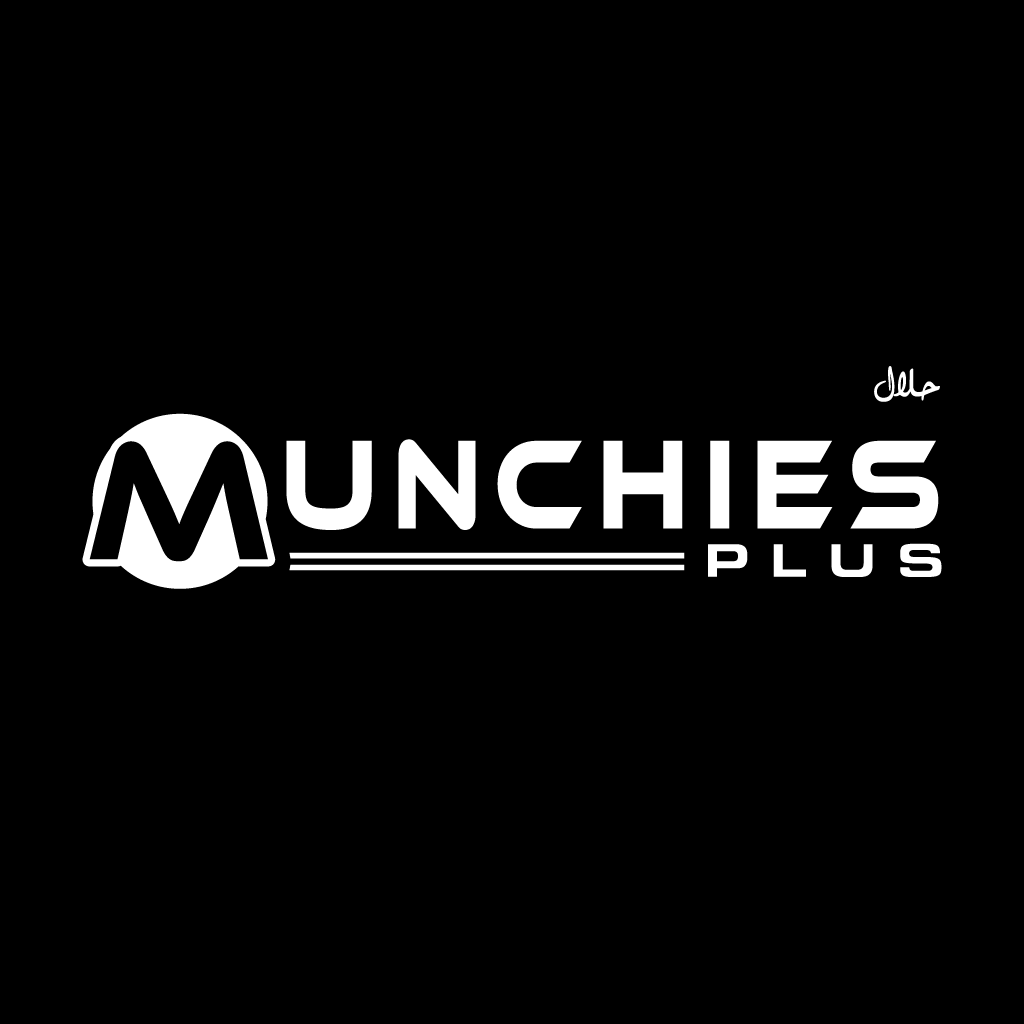Munchies Plus Takeaway Logo