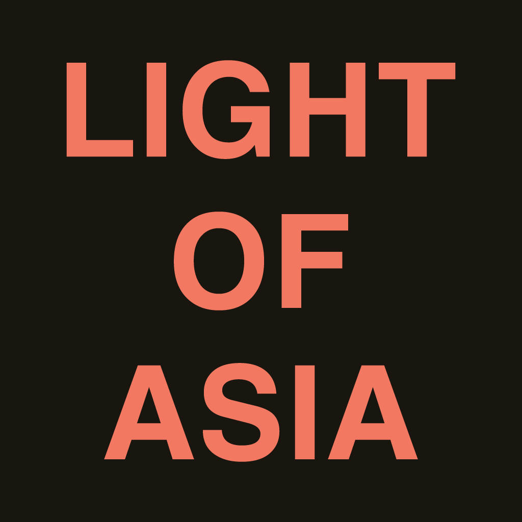 Light Of Asia Online Takeaway Menu Logo