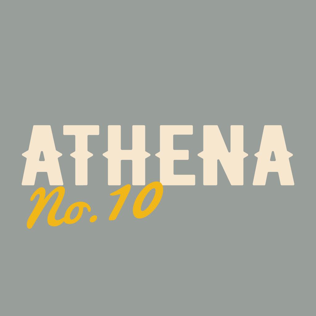Athena Online Takeaway Menu Logo