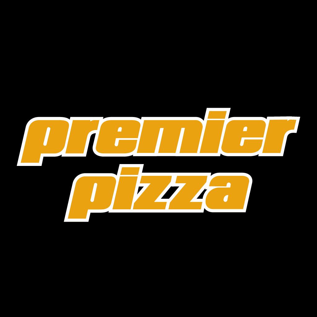 Premier Pizza Online Takeaway Menu Logo