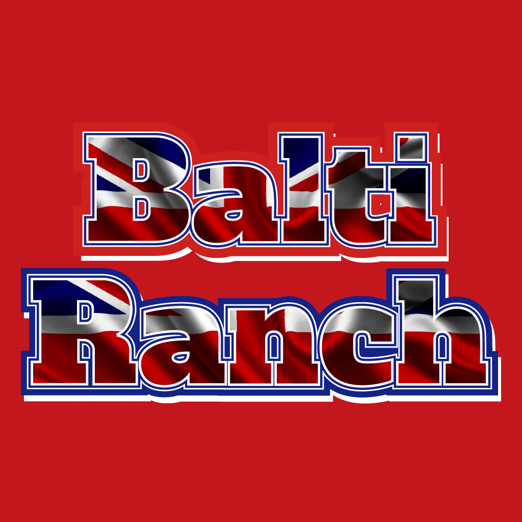 Balti Ranch Takeaway Logo