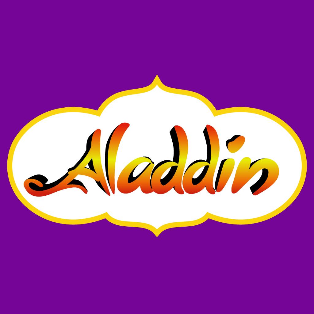 Aladdins Online Takeaway Menu Logo