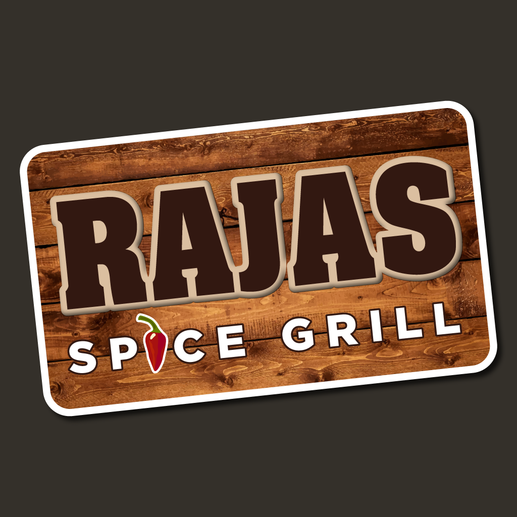 Rajas Spice Grill Online Takeaway Menu Logo