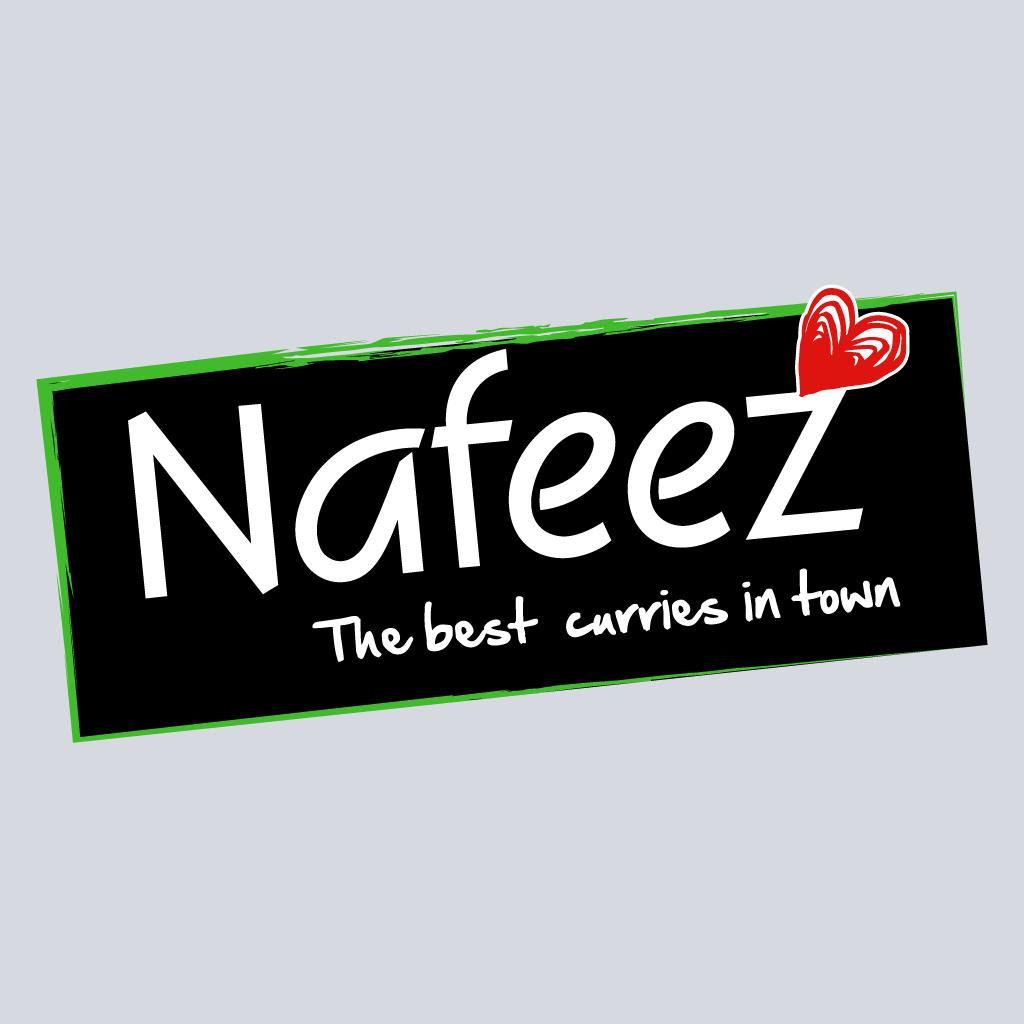 Nafeez Online Takeaway Menu Logo