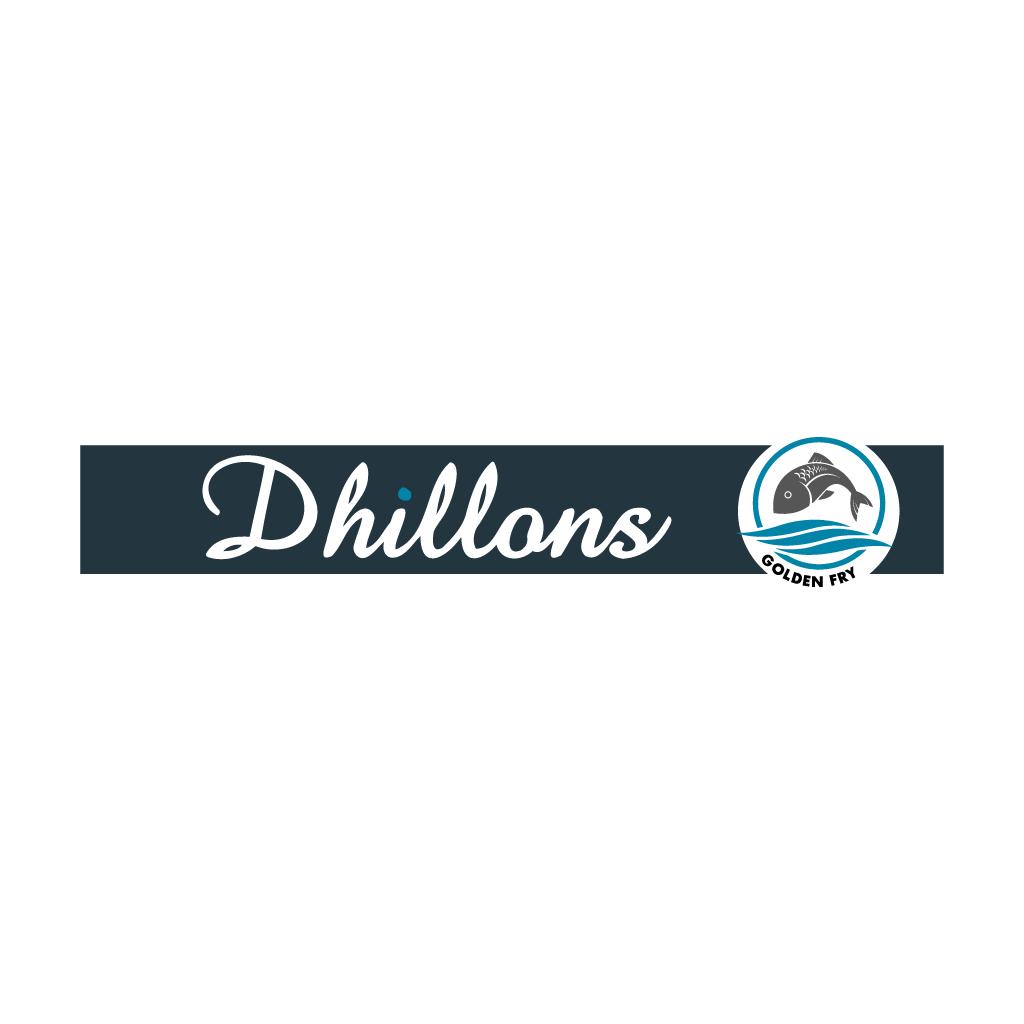 Dhillons Golden Fry Online Takeaway Menu Logo