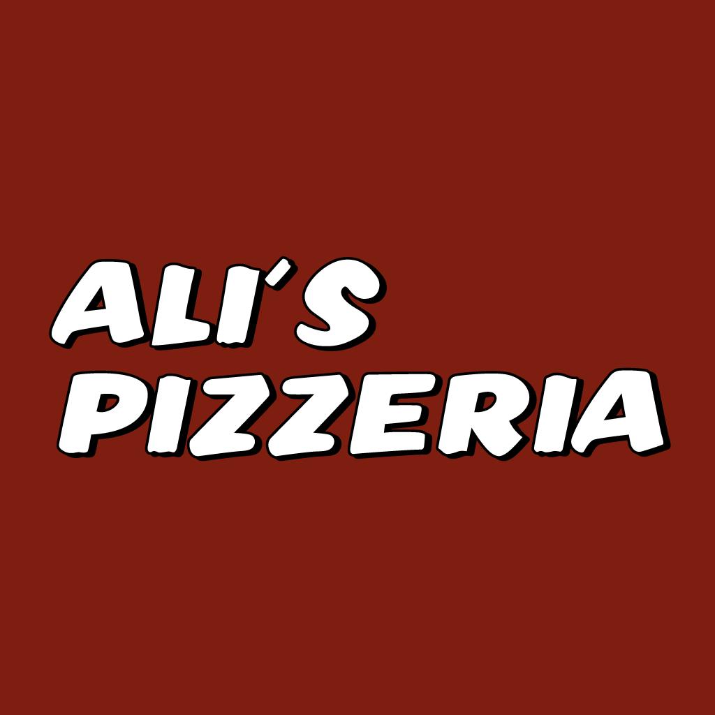 Ali's Pizzeria Online Takeaway Menu Logo