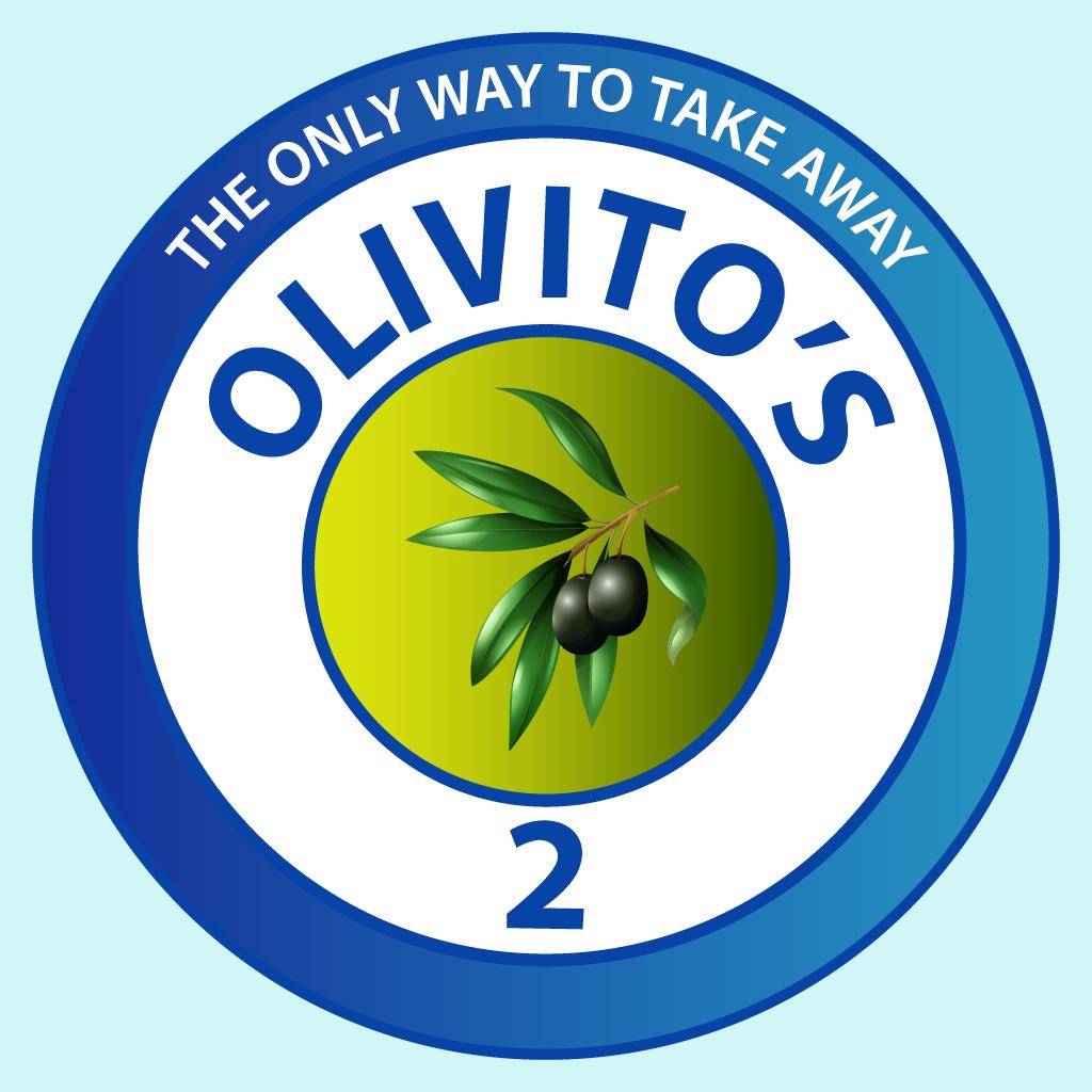 Olivito's 2 Online Takeaway Menu Logo