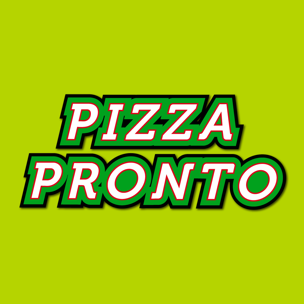 Pizza Pronto Online Takeaway Menu Logo