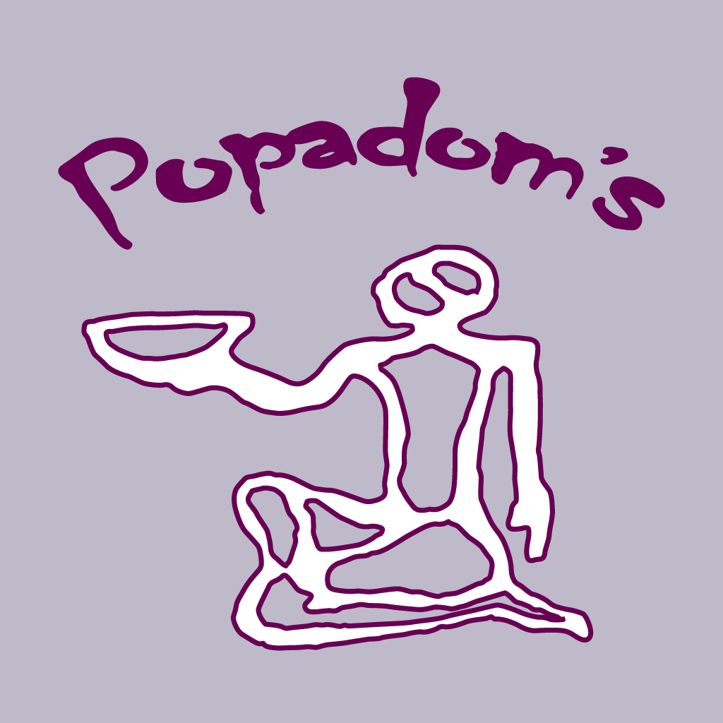 Popadoms Takeaway Logo