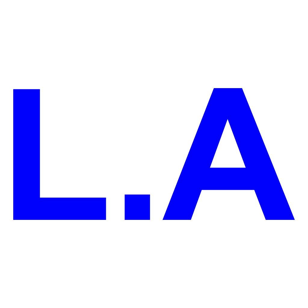 LA Pizza Online Takeaway Menu Logo