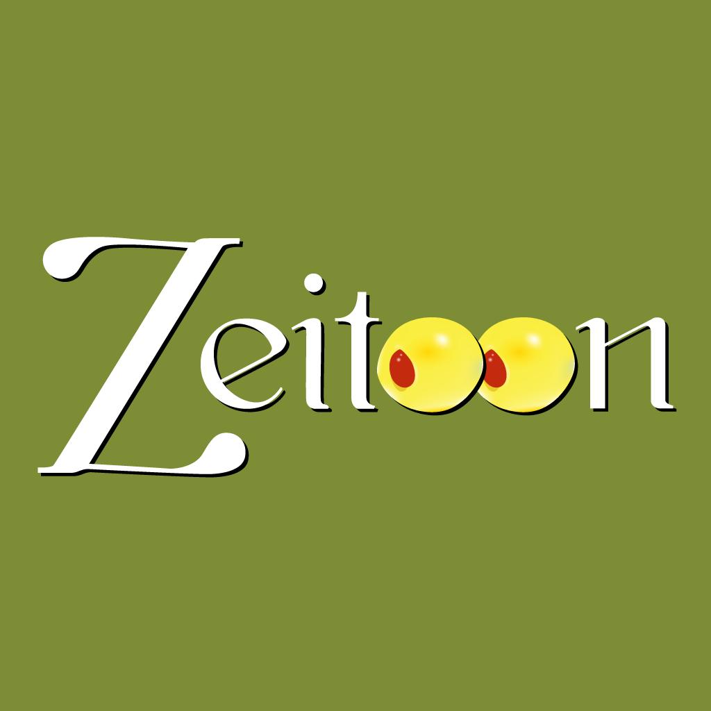 Zeitoon Online Menu