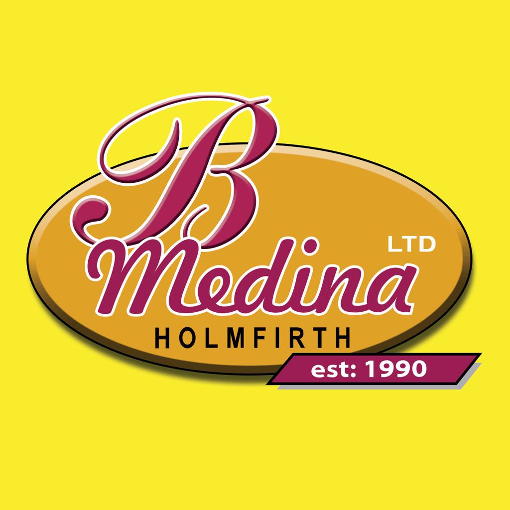 B Medina Online Takeaway Menu Logo