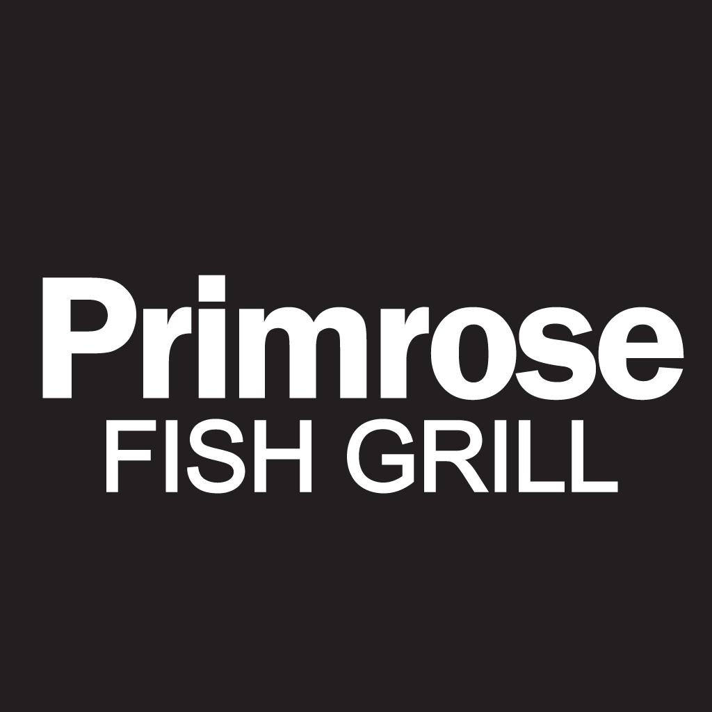 Primrose Fish Grill Online Takeaway Menu Logo