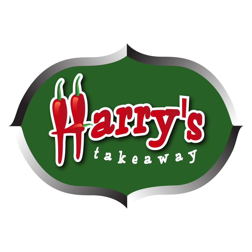 Harrys Takeaway Online Takeaway Menu Logo