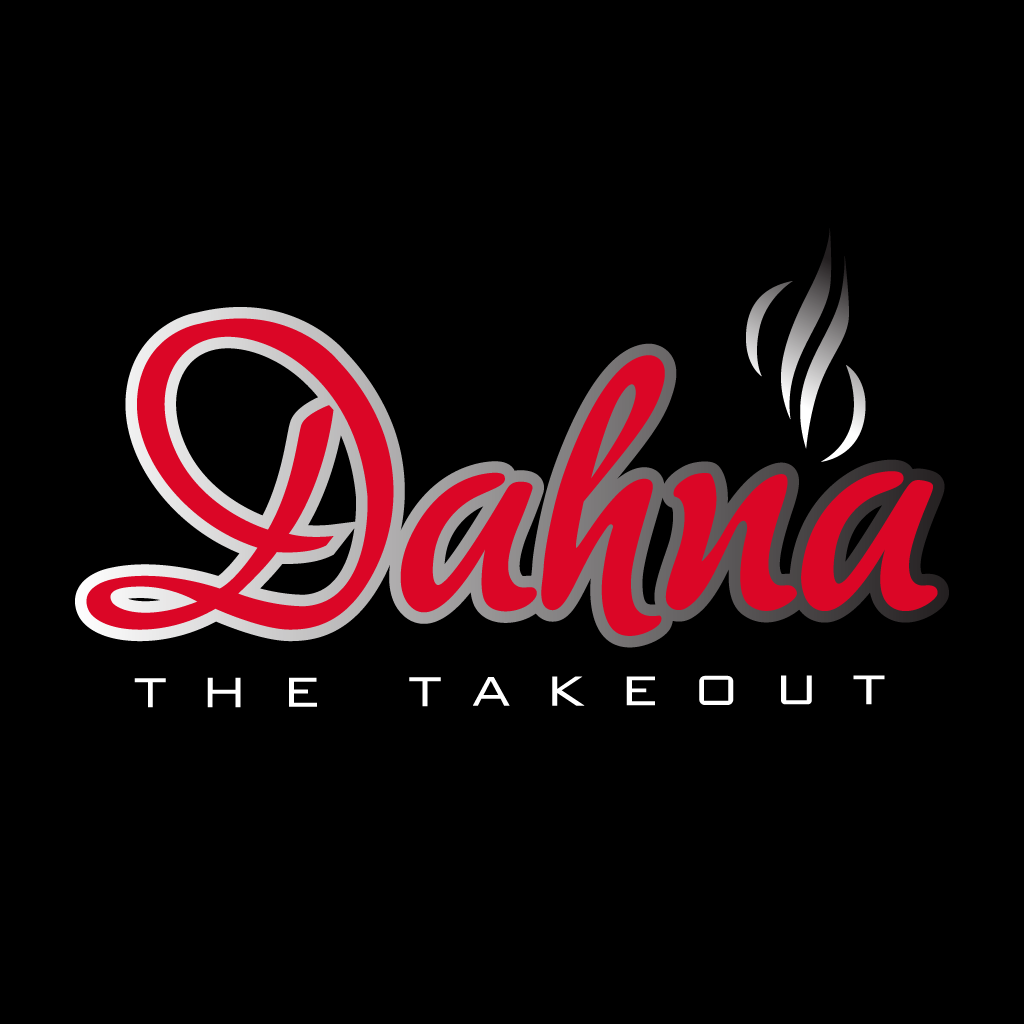 Dahna Lounge Online Takeaway Menu Logo