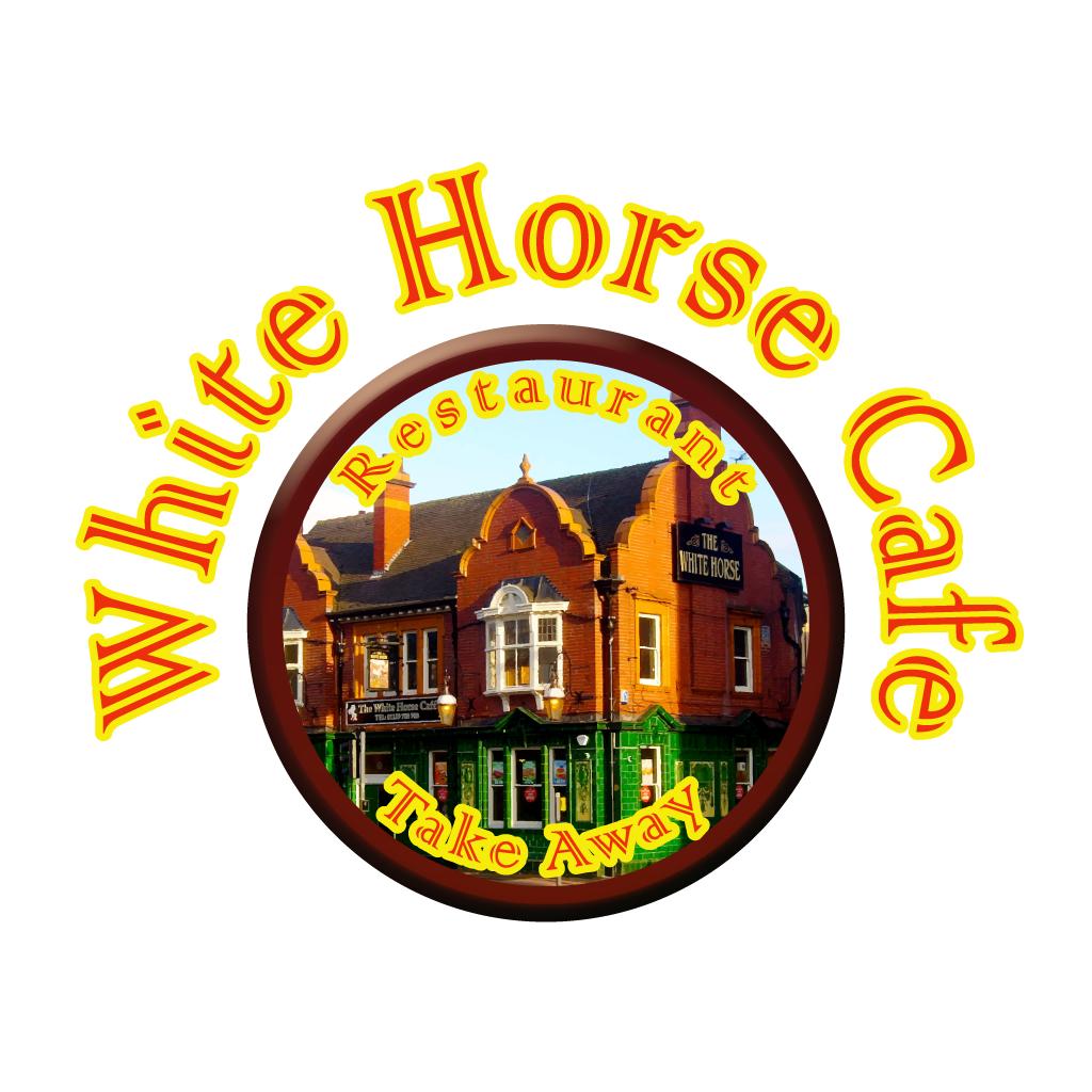 White Horse Cafe Online Takeaway Menu Logo