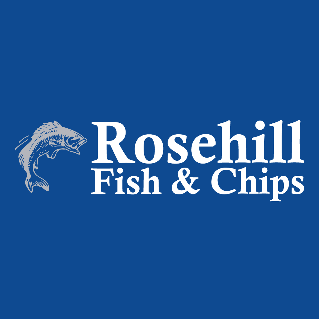 Rosehill Fish and Chips Online Takeaway Menu Logo