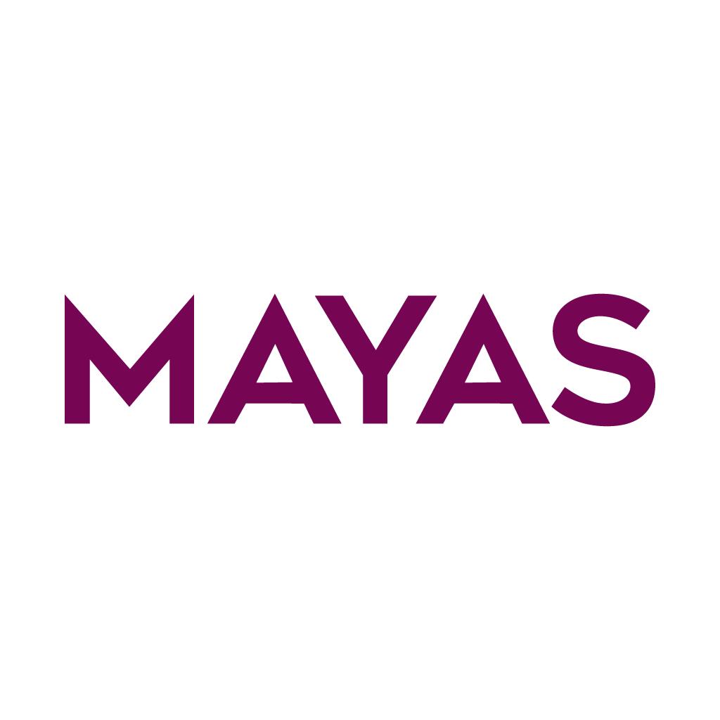 Mayas Takeaway Ltd Online Takeaway Menu Logo