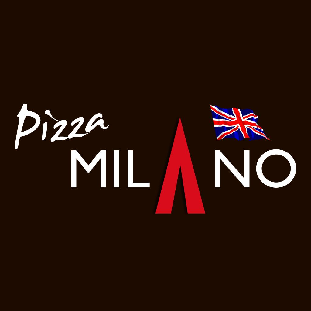 Pizza Milano Online Takeaway Menu Logo