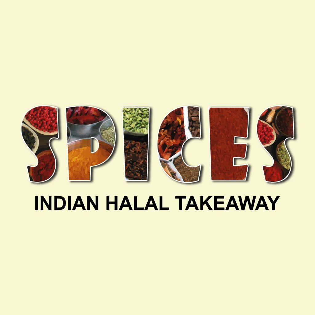 Spices Online Takeaway Menu Logo