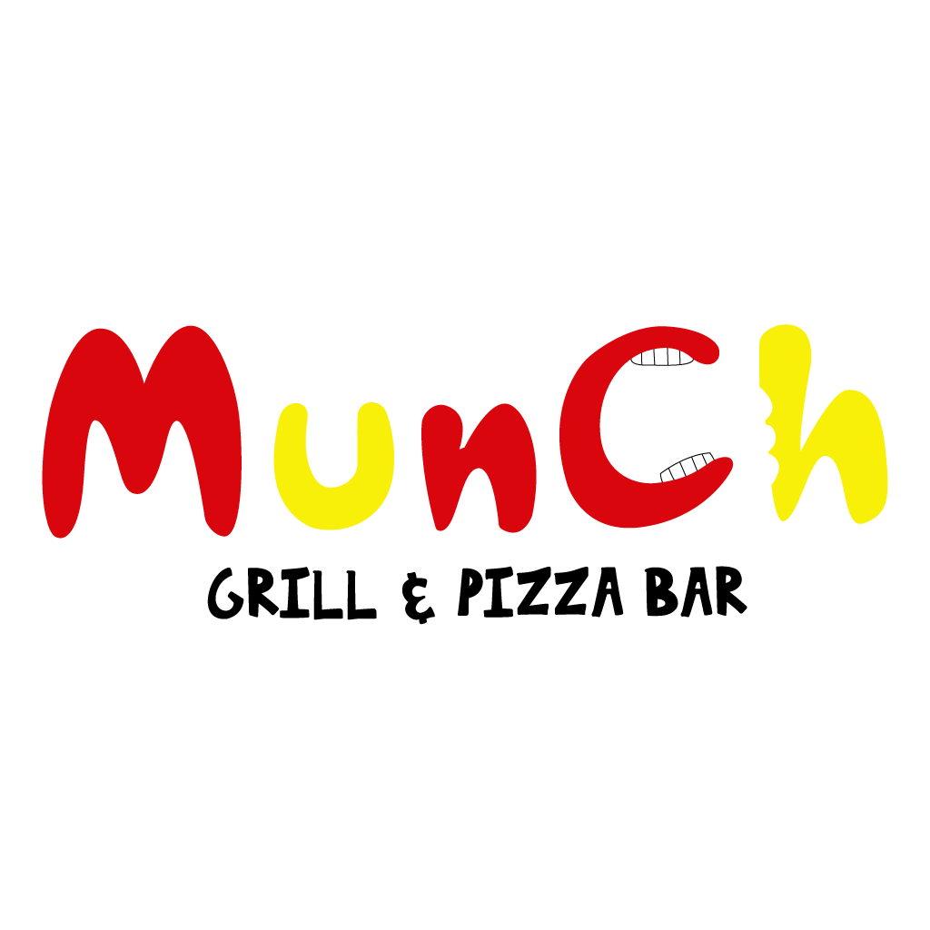 Munch Grill & Pizza Bar Online Takeaway Menu Logo
