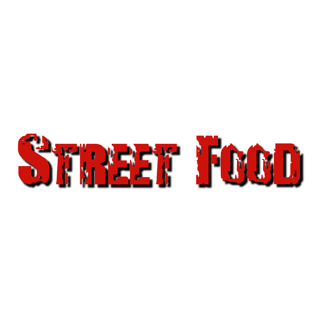 Street Food Online Takeaway Menu Logo