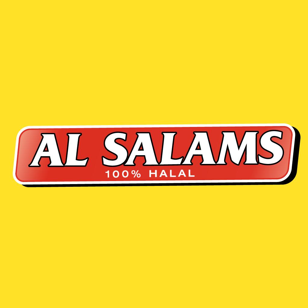 Al Salams Online Takeaway Menu Logo