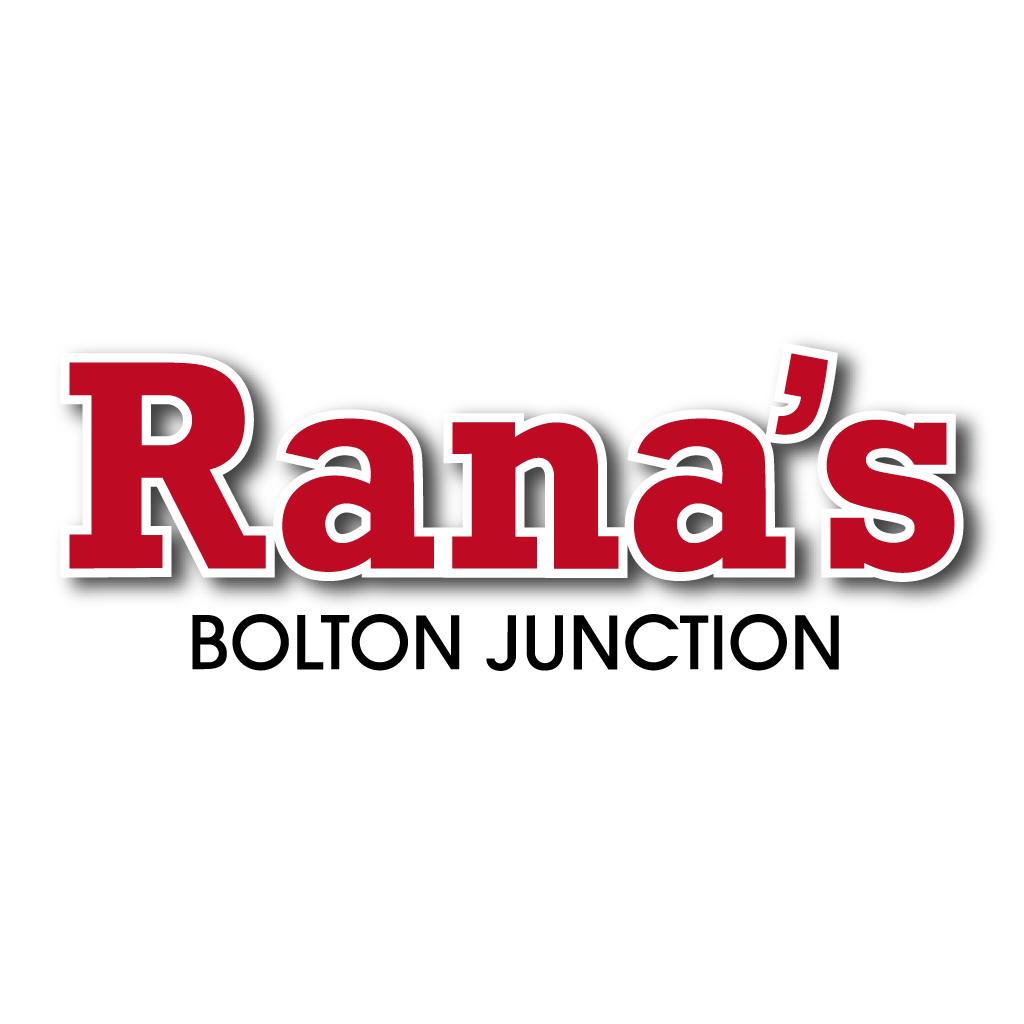 Ranas Online Takeaway Menu Logo