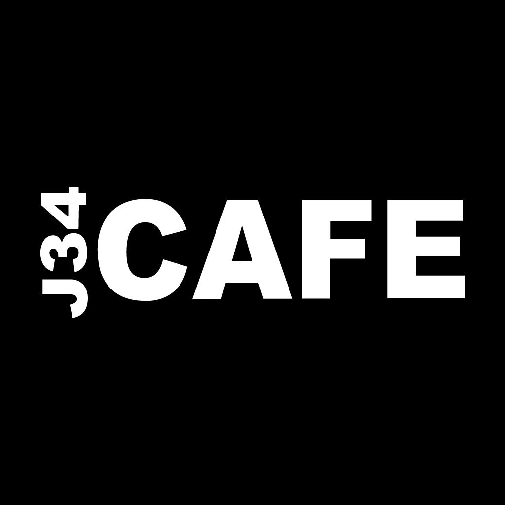 J34 Cafe Online Takeaway Menu Logo