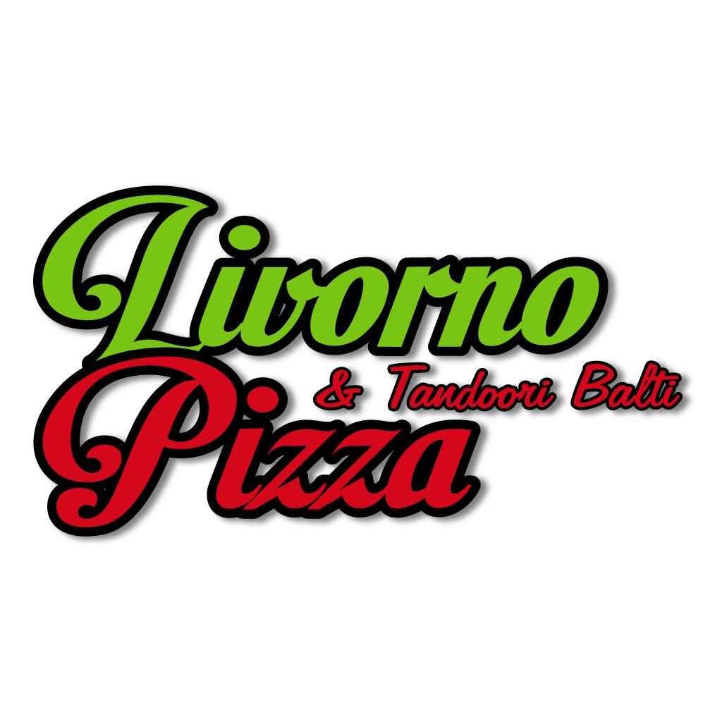 Livorno Pizza & Tandoori Balti Online Takeaway Menu Logo