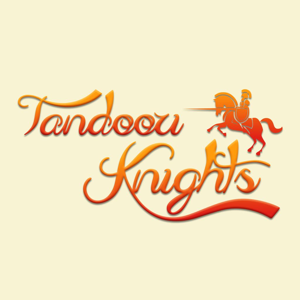 Tandoori Knights Online Takeaway Menu Logo