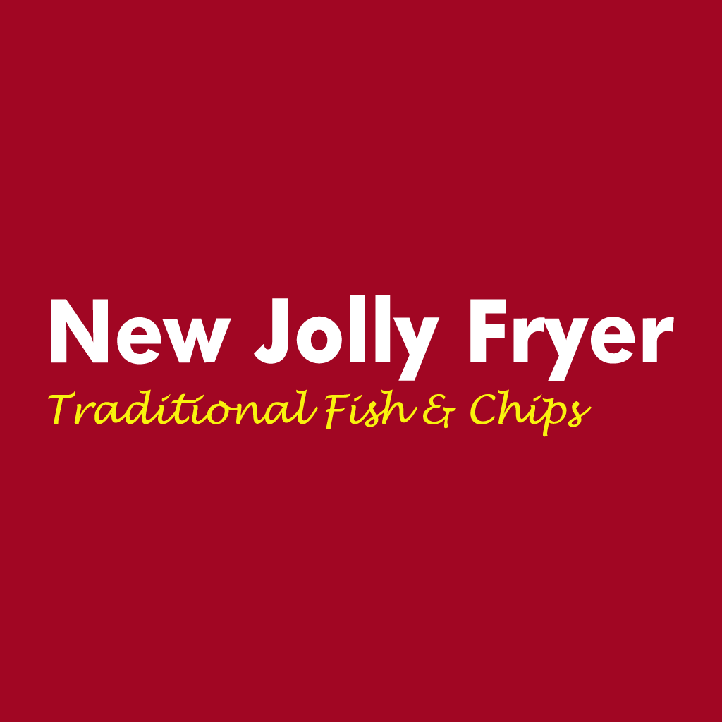 New Jolly Fryer Online Takeaway Menu Logo