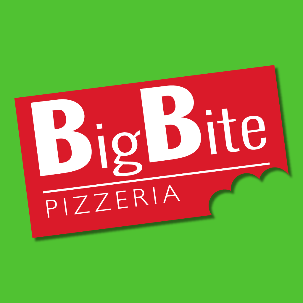 Big Bite Pizzeria Online Takeaway Menu Logo