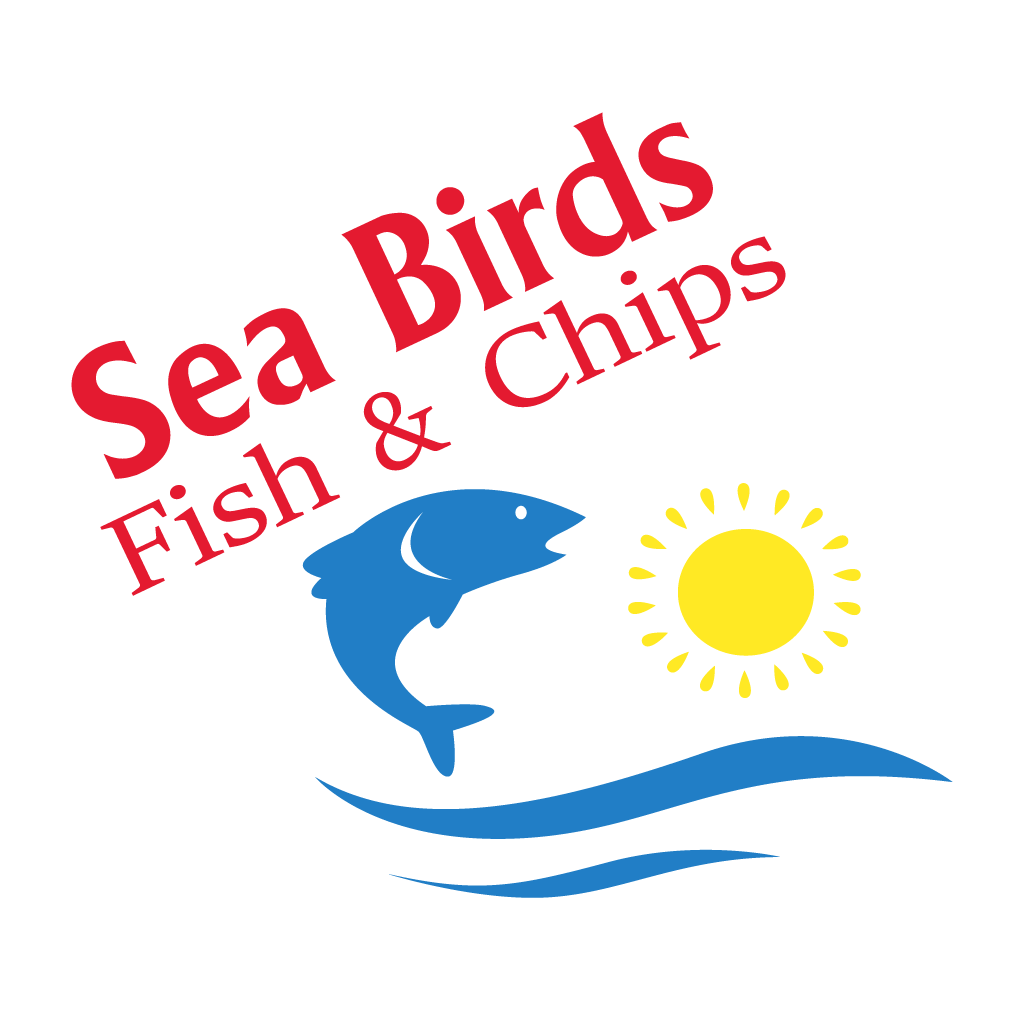 Sea Birds Wombwell Online Takeaway Menu Logo