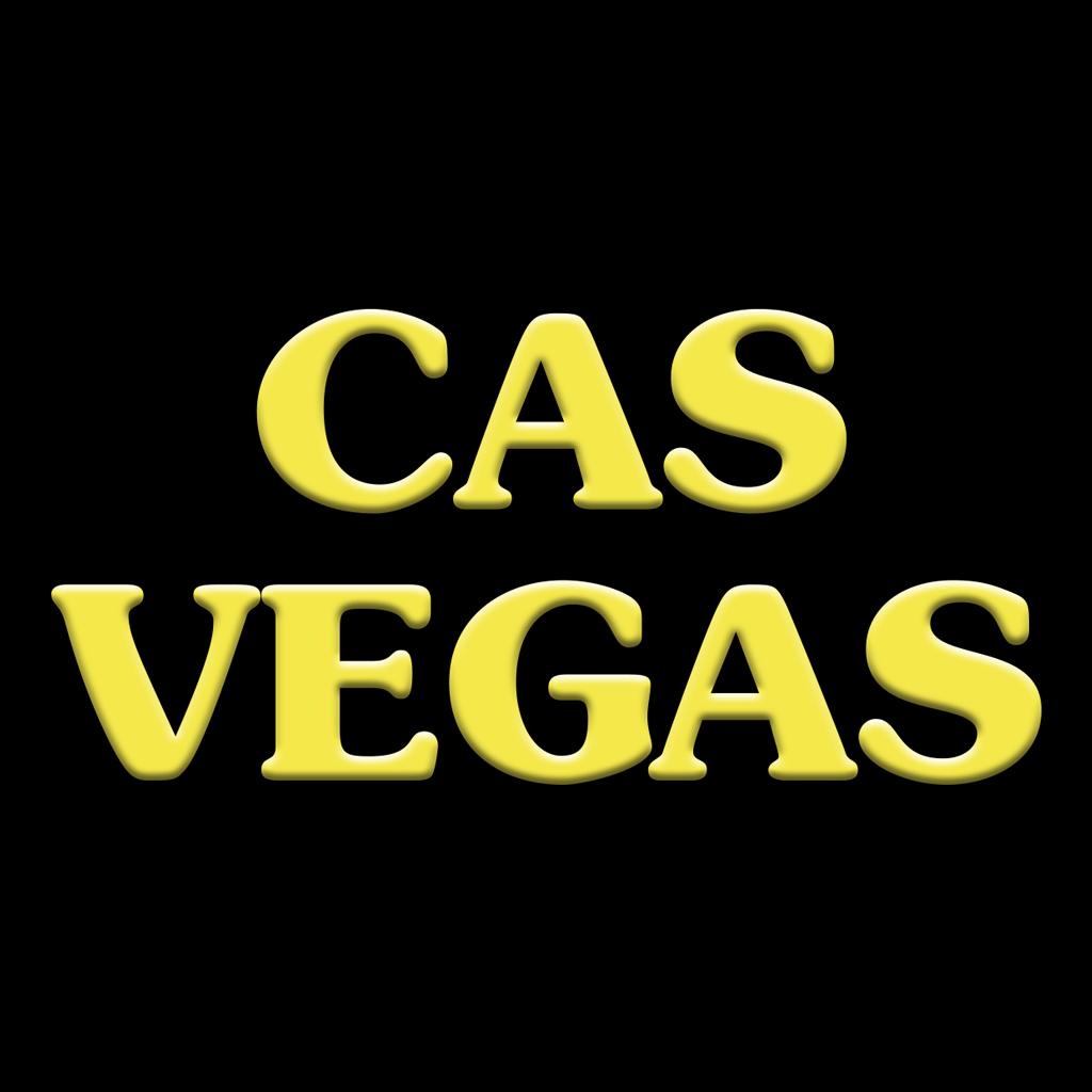 Cas Vegas Online Takeaway Menu Logo